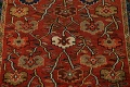 Pre-1900 Antique Vegetable Dye Sultanabad Persian Area Rug 5x10 image 4