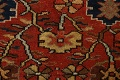 Pre-1900 Antique Vegetable Dye Sultanabad Persian Area Rug 5x10 image 10