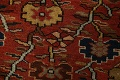Pre-1900 Antique Vegetable Dye Sultanabad Persian Area Rug 5x10 image 11