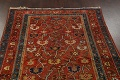 Pre-1900 Antique Vegetable Dye Sultanabad Persian Area Rug 5x10 image 15