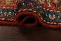 Pre-1900 Antique Vegetable Dye Sultanabad Persian Area Rug 5x10 image 17