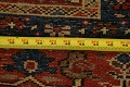 Pre-1900 Antique Vegetable Dye Sultanabad Persian Area Rug 5x10 image 24
