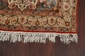 Antique 100% Vegetable Dye Isfahan Persian Area Rug 4x6 image 5