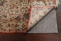 Antique 100% Vegetable Dye Isfahan Persian Area Rug 4x6 image 7