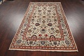 100% Vegetable Dye Floral Kashan Persian Area Rug 4x7 image 14