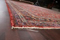 Antique 100% Vegetable Dye Sultanabad Persian Area Rug 12x17 image 6