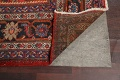 Antique 100% Vegetable Dye Sultanabad Persian Area Rug 12x17 image 7
