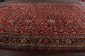 Antique 100% Vegetable Dye Sultanabad Persian Area Rug 12x17 image 17