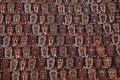 Pre-1900 Antique All-Over Malayer Persian Area Rug 6x7 image 4
