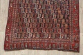 Pre-1900 Antique All-Over Malayer Persian Area Rug 6x7 image 8