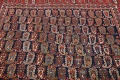 Pre-1900 Antique All-Over Malayer Persian Area Rug 6x7 image 10