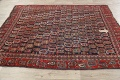 Pre-1900 Antique All-Over Malayer Persian Area Rug 6x7 image 12