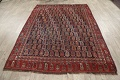 Pre-1900 Antique All-Over Malayer Persian Area Rug 6x7 image 16