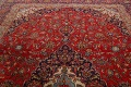 Traditional Floral Kashan Persian Area Rug 10x13 image 12