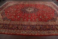 Traditional Floral Kashan Persian Area Rug 10x13 image 15