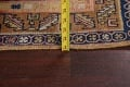 Pre-1900 Antique Vegetable Dye Malayer Persian Area Rug 5x11 image 18