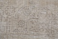 Muted Distressed Tabriz Persian Area Rug 9x11 image 9