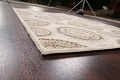 All-Over Modern Oriental Area Rug 5x7 image 6