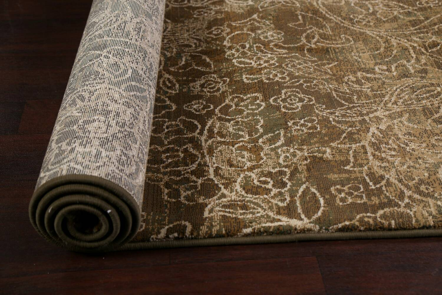 Transitional All-Over Modern Oriental Area Rug 8x11 image 16