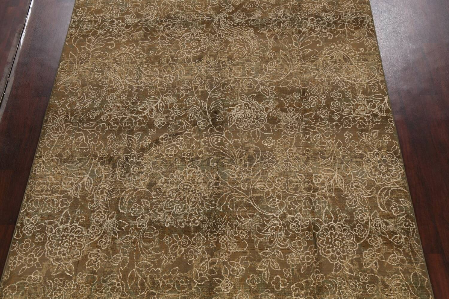 Transitional All-Over Modern Oriental Area Rug 8x11 image 3
