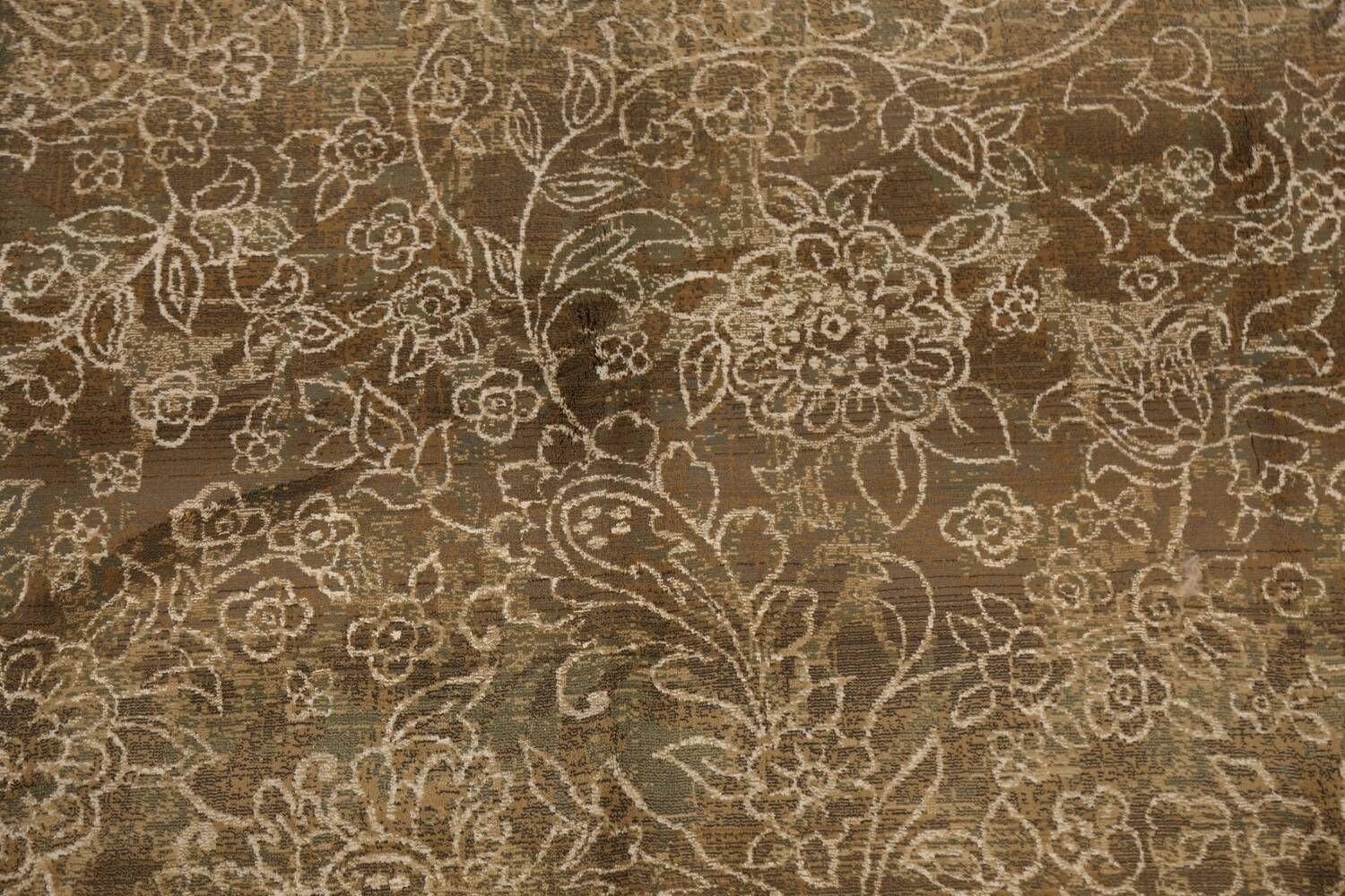 Transitional All-Over Modern Oriental Area Rug 8x11 image 4