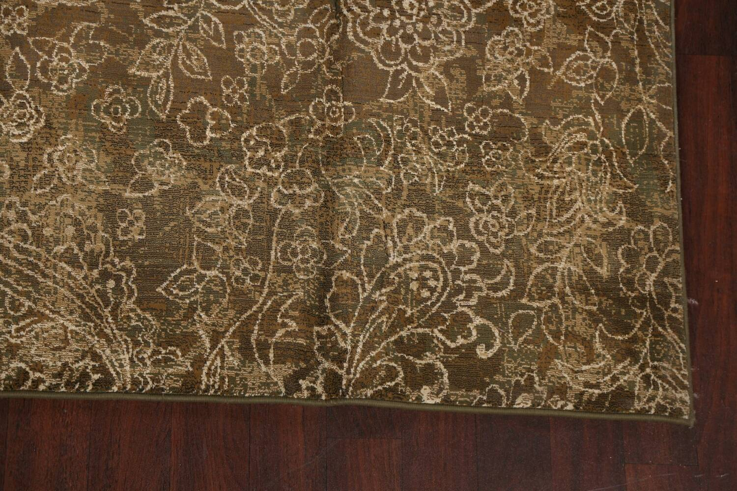 Transitional All-Over Modern Oriental Area Rug 8x11 image 5