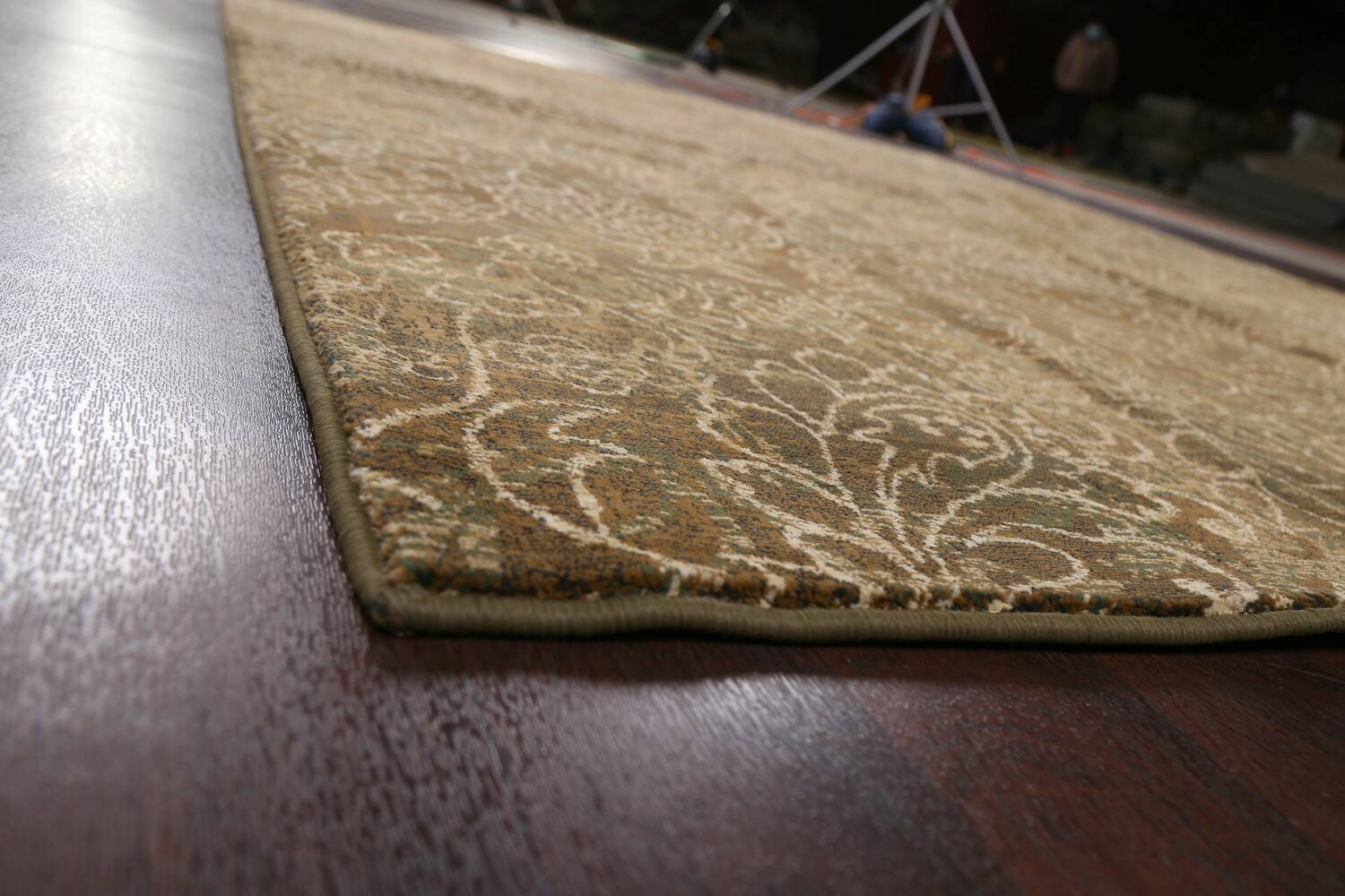 Transitional All-Over Modern Oriental Area Rug 8x11 image 6