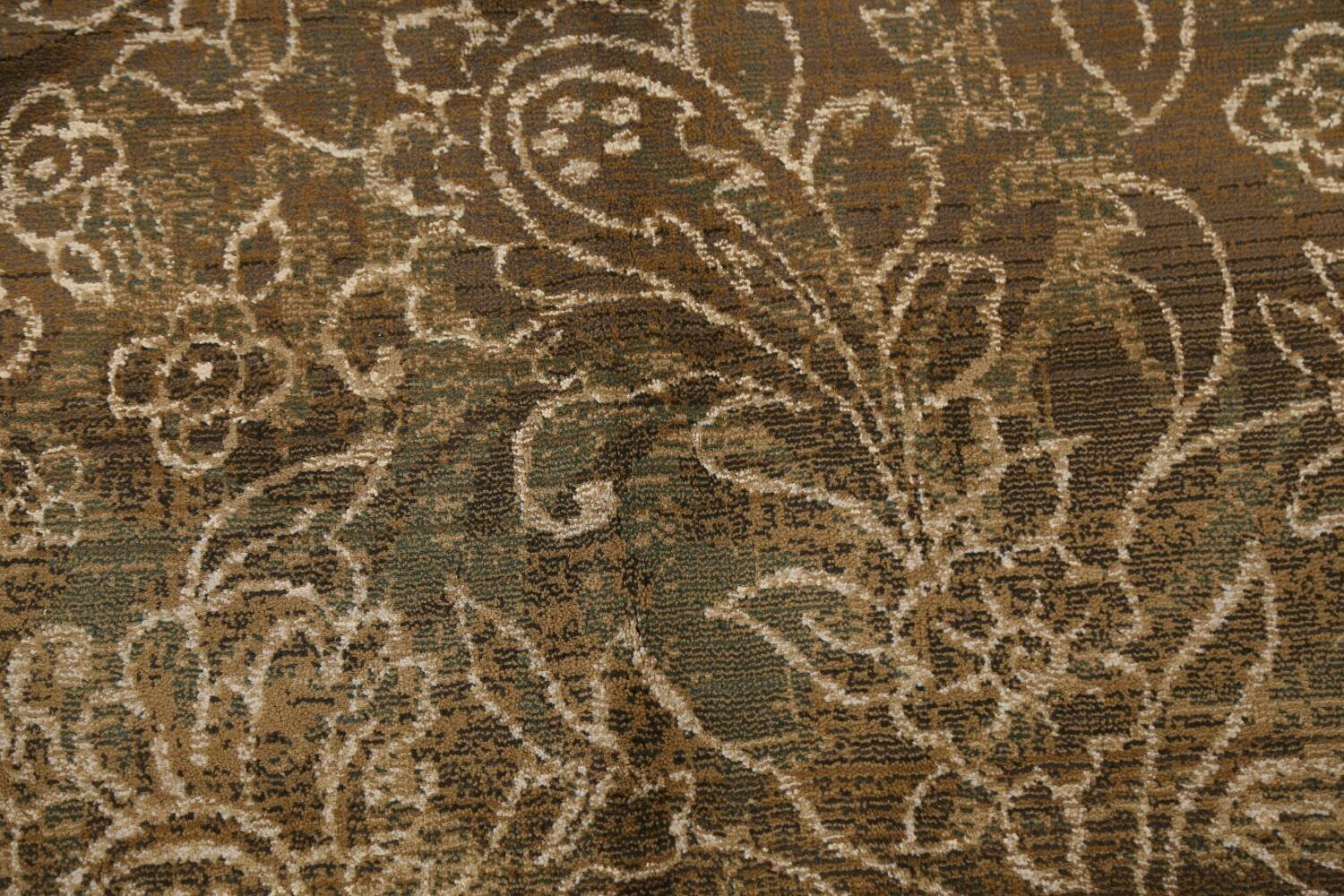 Transitional All-Over Modern Oriental Area Rug 8x11 image 10