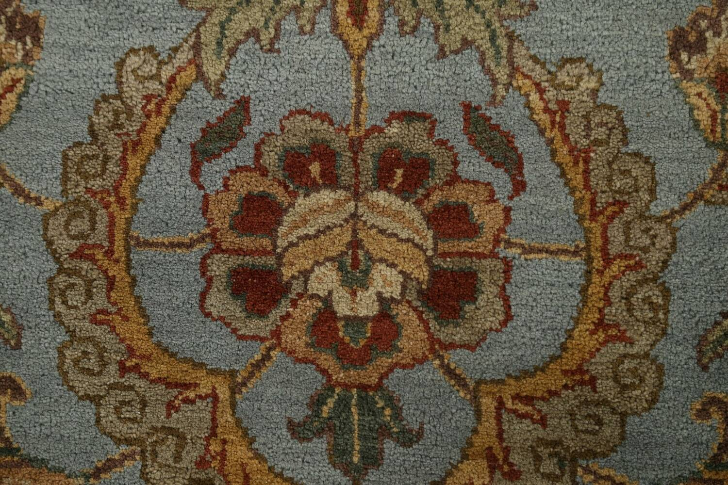 All-Over Floral Agra Oriental Area Rug 12x15 image 9