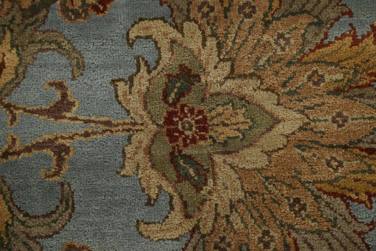 All-Over Floral Agra Oriental Area Rug 12x15 image 11