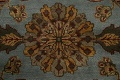 All-Over Floral Agra Oriental Area Rug 12x15 image 12