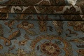All-Over Floral Agra Oriental Area Rug 12x15 image 20