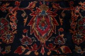 Antique 100% Vegetable Dye Kashan Persian Area Rug 12x20 image 9