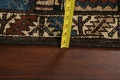 Pre-1900 Antique Vegetable Dye Malayer Persian Runner Rug 4x13 image 21