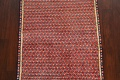 All-Over Boteh Red Botemir Persian Area Rug 3x6 image 3
