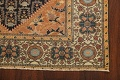 Antique 100% Vegetable Dye Sultanabad Persian Area Rug 4x5 image 5