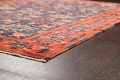 Antique 100% Vegetable Dye Malayer Persian Area Rug 4x7 image 6