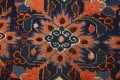 Antique 100% Vegetable Dye Malayer Persian Area Rug 4x7 image 10
