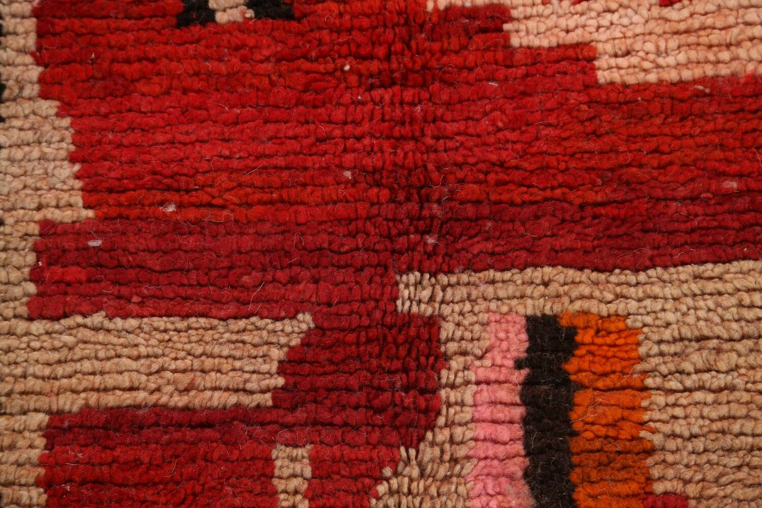 Abstract Modern Moroccan Oriental Area Rug 5x8 image 10