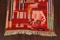 Abstract Modern Moroccan Oriental Area Rug 5x8 image 8