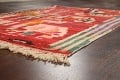 Abstract Modern Moroccan Oriental Area Rug 5x8 image 6