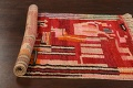 Abstract Modern Moroccan Oriental Area Rug 5x8 image 16