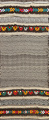 Tribal Chevron Style Moroccan Oriental Runner Rug 4x11 image 1