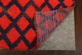 Checkered Tribal Moroccan Oriental Area Rug 3x6 image 7