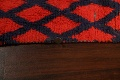 Checkered Tribal Moroccan Oriental Area Rug 3x6 image 18