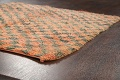 Checkered Tribal Moroccan Oriental Area Rug 4x6 image 6