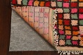 All-Over Checkered Moroccan Oriental Runner Rug 2x10 image 7