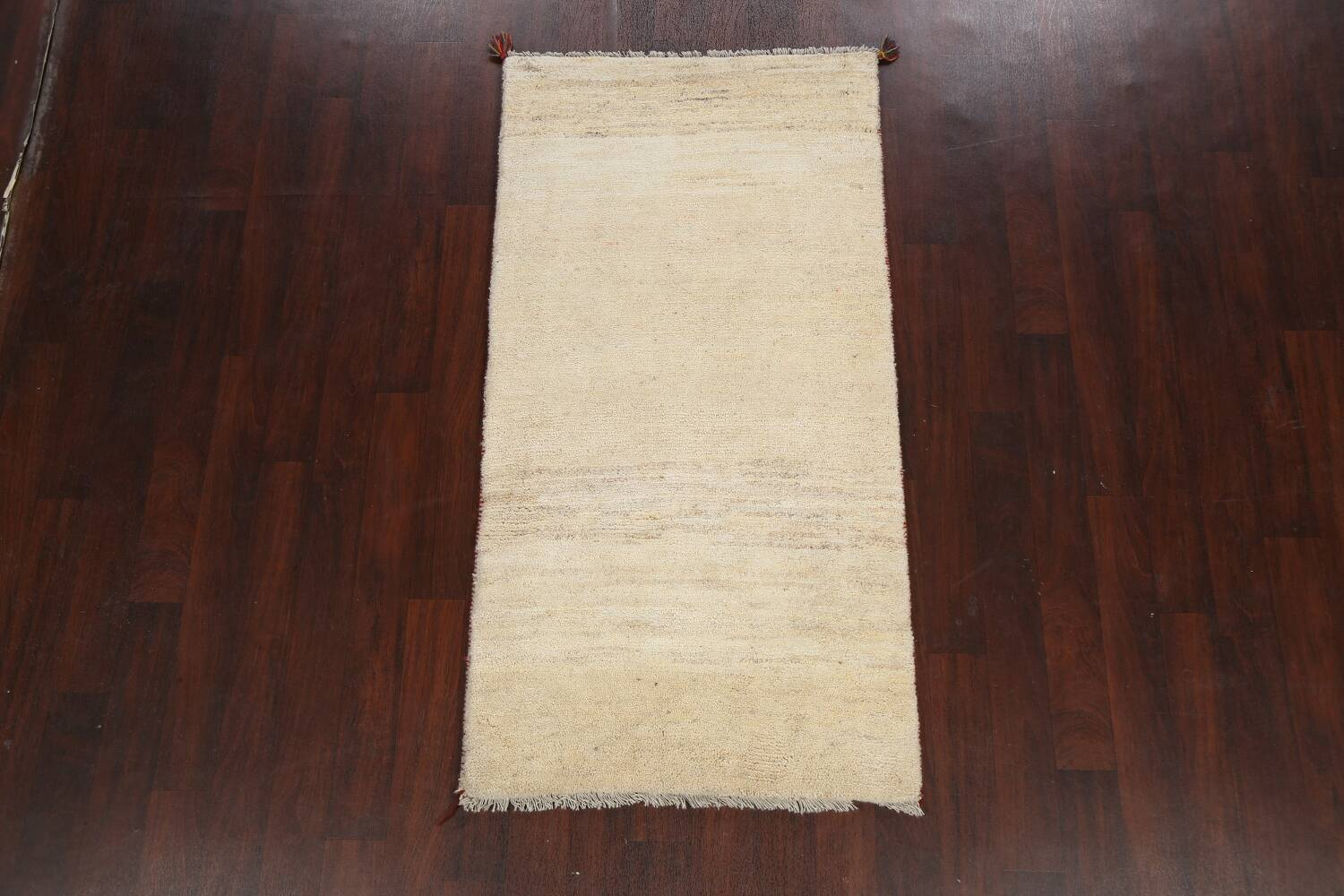 Abstract Gabbeh Persian Area Rug 3x6 image 2