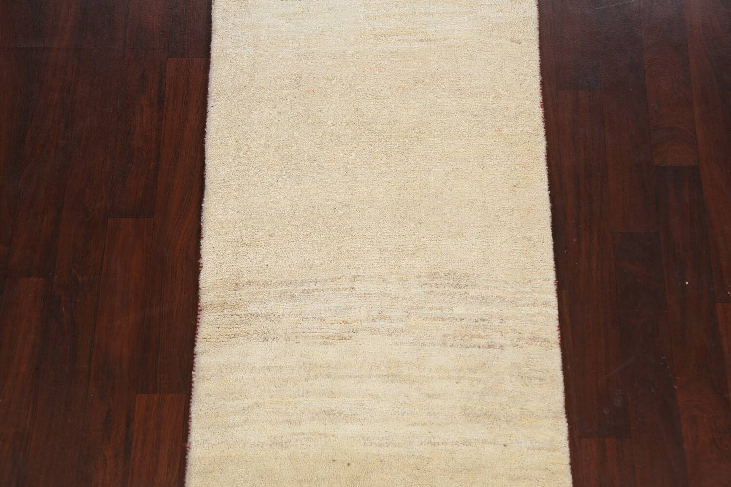 Abstract Gabbeh Persian Area Rug 3x6 image 3