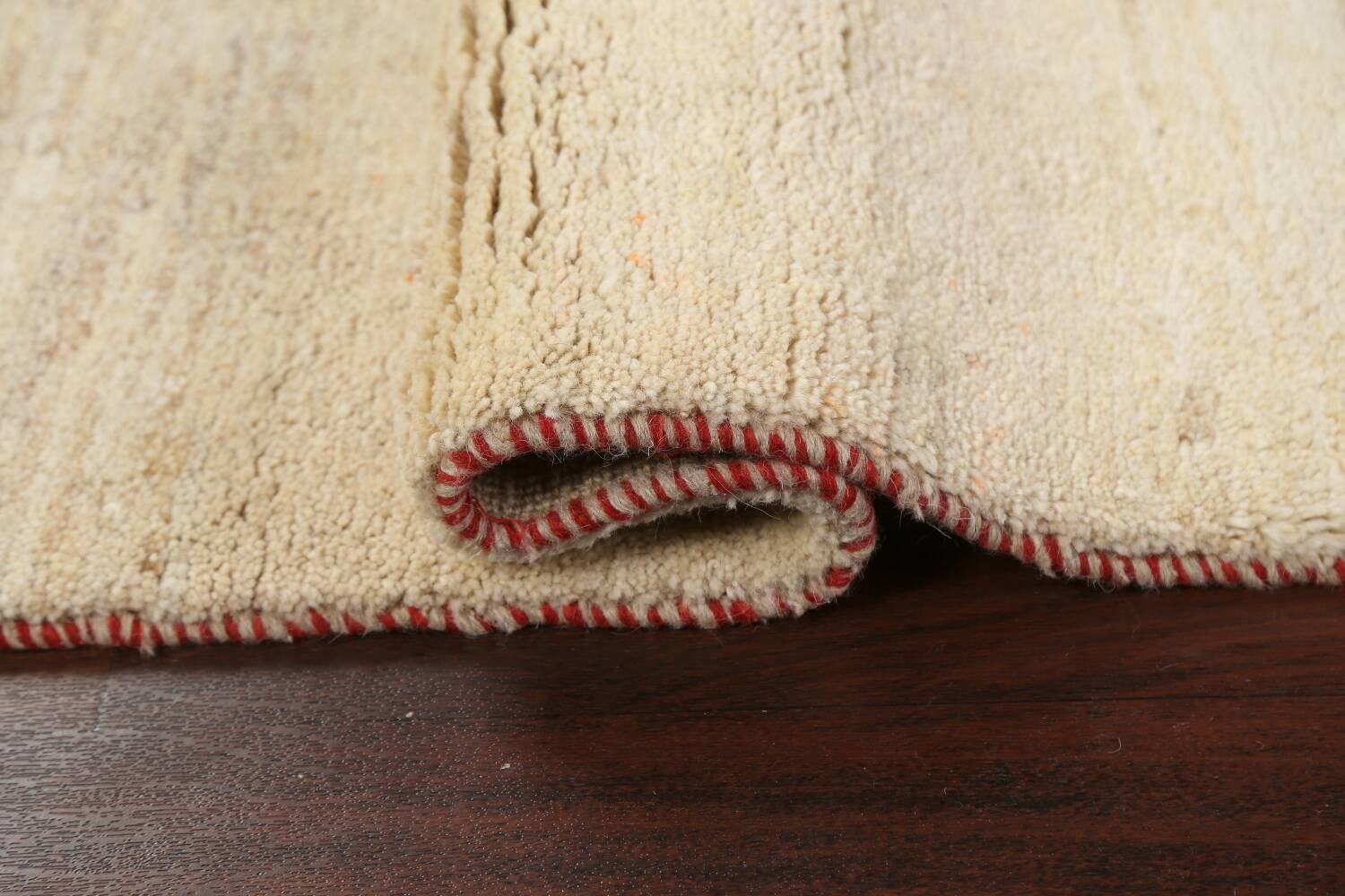Abstract Gabbeh Persian Area Rug 3x6 image 10